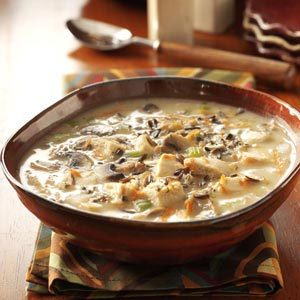Chicken Wild Rice Soup