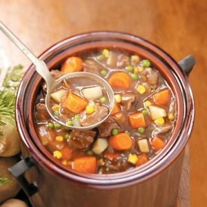 Busy Day Beef Stew Recipe