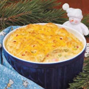 Vegetable and Turkey Potpie Recipe