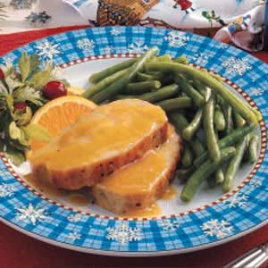 Pork with Orange Sauce Recipe