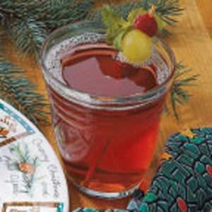 Ginger Ale Fruit Punch