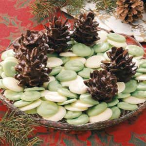 Chocolate Almond Pinecones Recipe