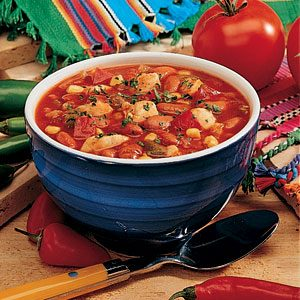 Santa Fe Chicken Chili Recipe