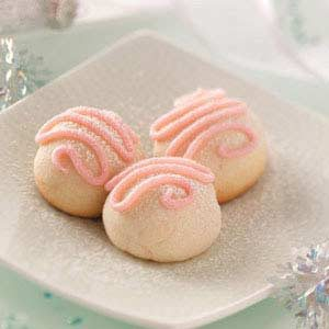 Cherry Bonbon Cookies Recipe
