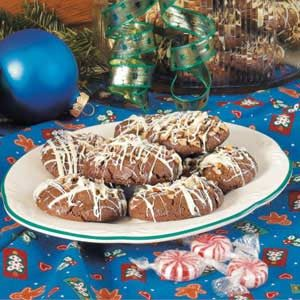 Caramel-Filled Chocolate Cookies Recipe