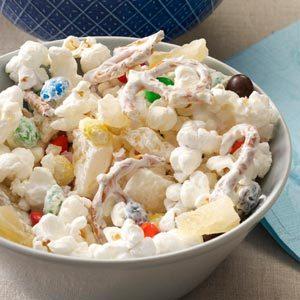 Popcorn Recipes