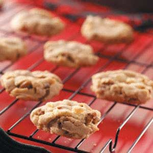 White Chocolate Holiday Cookies Recipe