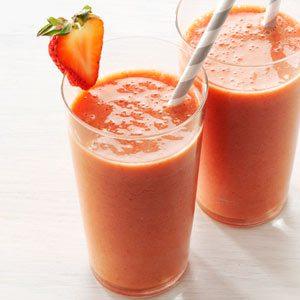 Strawberry Lemonade Smoothie Recipe