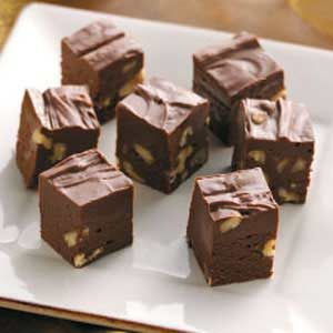 Mamie Eisenhower's Fudge Recipe