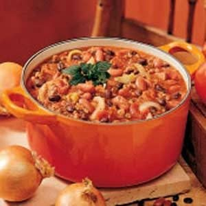 Chili for a Crowd Recipe