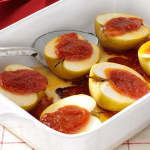 Tangy Baked Apples Recipe