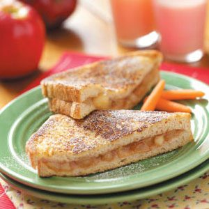 Apple Pie Sandwiches Recipe