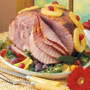 Holiday Ham Recipe