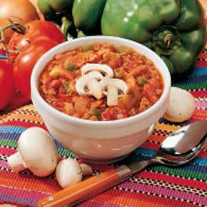 Hearty Italian Chili Recipe