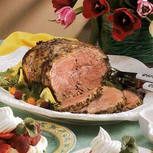 Italian Leg of Lamb Recipe