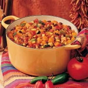 Garden Harvest Chili Recipe Taste of Home