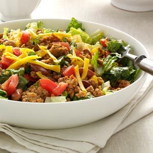 Turkey Taco Salad Recipe