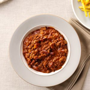 Margie's Chili Recipe