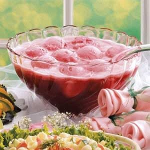 Cranberry Raspberry Punch Recipe