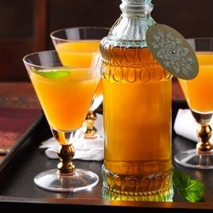 Basil Liqueur Recipe