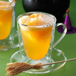 Orange Witches' Brew Punch Recipe
