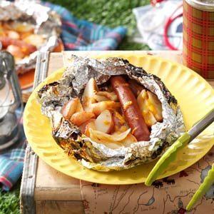 Top 10 Campfire Recipes