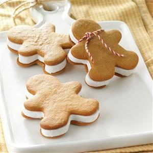 gingerbread ice cream sandwiches when it comes to making an ice cream ...