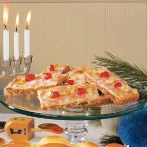 Glazed Lebkuchen Recipe