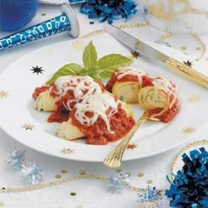 Chickpea-Stuffed Shells Recipe