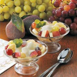 Spiced Fruit Salad Recipe