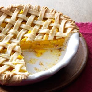 Mango Pie with Coconut Crust Recipe