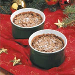 Chocolate Souffles Recipe