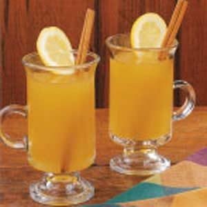 Hot Spiced Punch Recipe