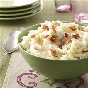 Apple Mashed Potatoes Recipe