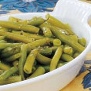 Marjoram Green Beans Recipe