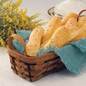 Herbed Breadsticks Recipe