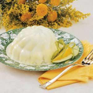 Tangy Cucumber Gelatin Recipe