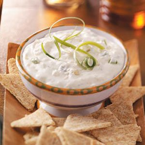Creamy Green Onion Spread Recipe