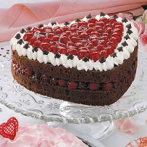 Heart's Delight Torte Recipe