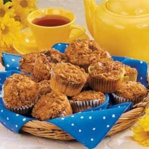 Butterscotch Muffins Recipe