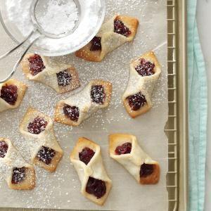 Cranberry Tea Cookies Recipe