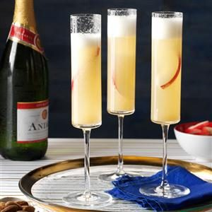 Pear & Ginger Sparkler Recipe