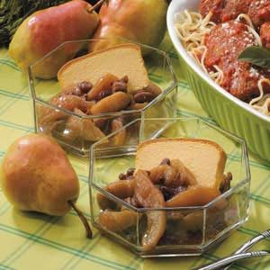 Warm Cinnamon-Apple Topping Recipe