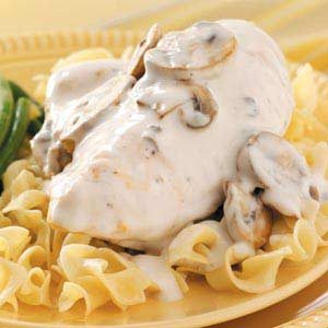Chicken in Sour Cream Sauce Recipe