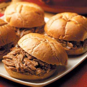 Slow-Cooked Pork Barbecue Recipe
