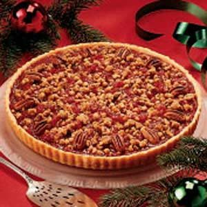 Apple Pecan Cranberry Tart Recipe