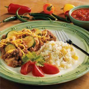 Santa Fe Supper Recipe