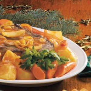 Swiss Pot Roast