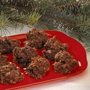 No-Bake Fudgy Oat Cookies Recipe
