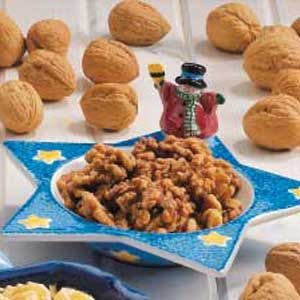 California Fried Walnuts Recipe